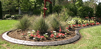 Decorative Curbscape Border