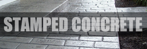 stamped concrete regular
