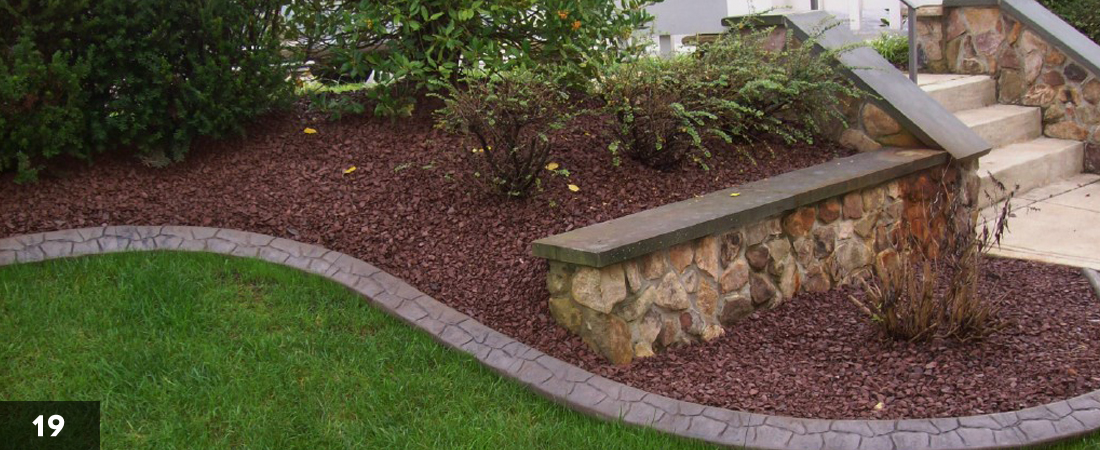 Oasis Decorative Landscape Border