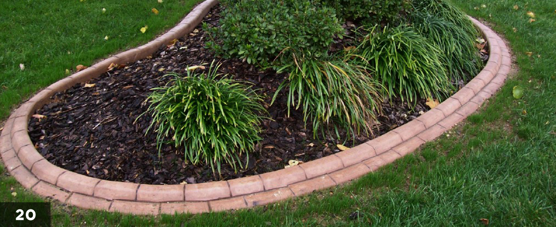 Garden Decorative Landscape Border