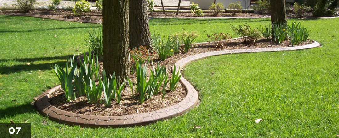 Decorative Landscaping Border