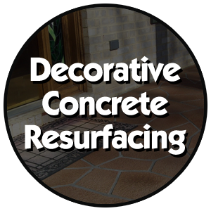 Maryland Curbscape Decorative Concrete Resurfacing Repair
