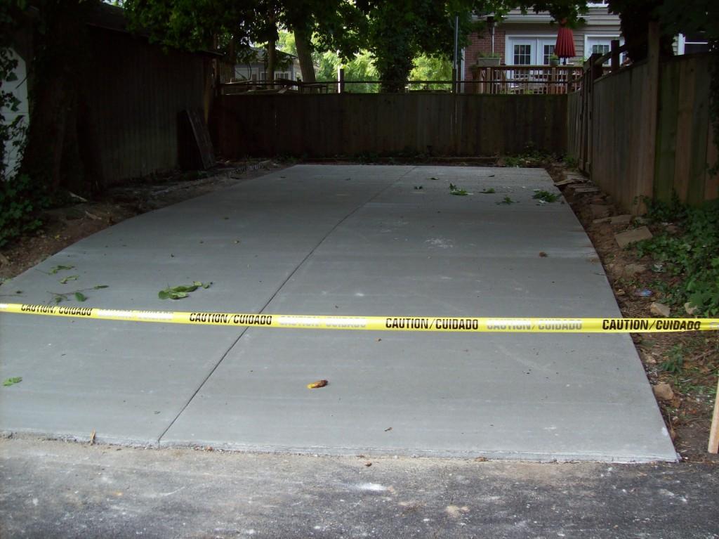 Baltimore Driveway Installation