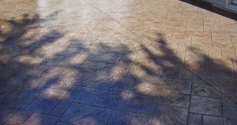 Pasadena Backyard Patio After
