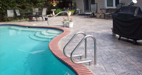 Maryland Curbscape pool deck