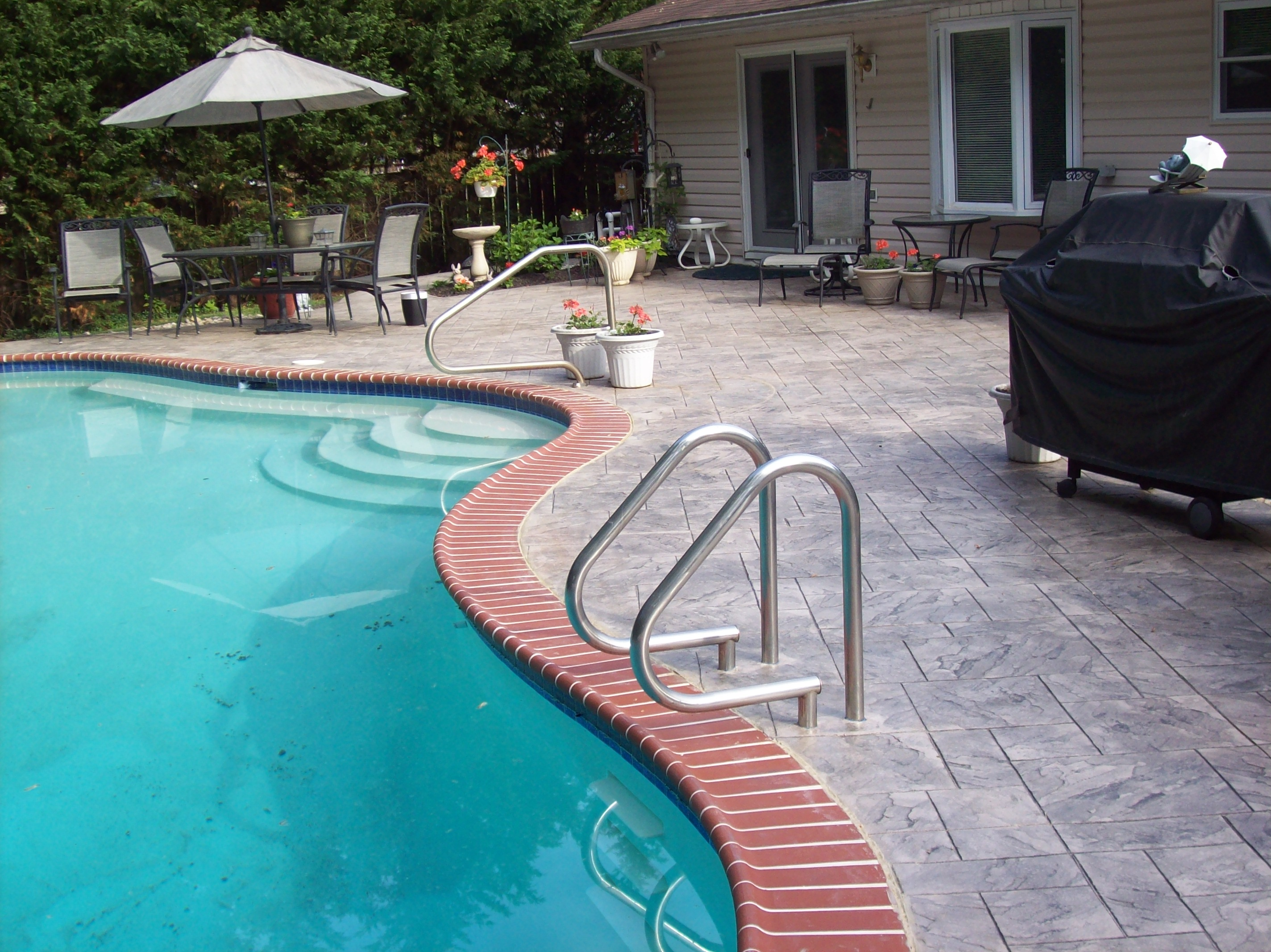 severna park pool deck resurfacing - maryland curbscape