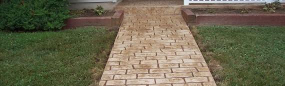 Ellicott City Stamped Concrete