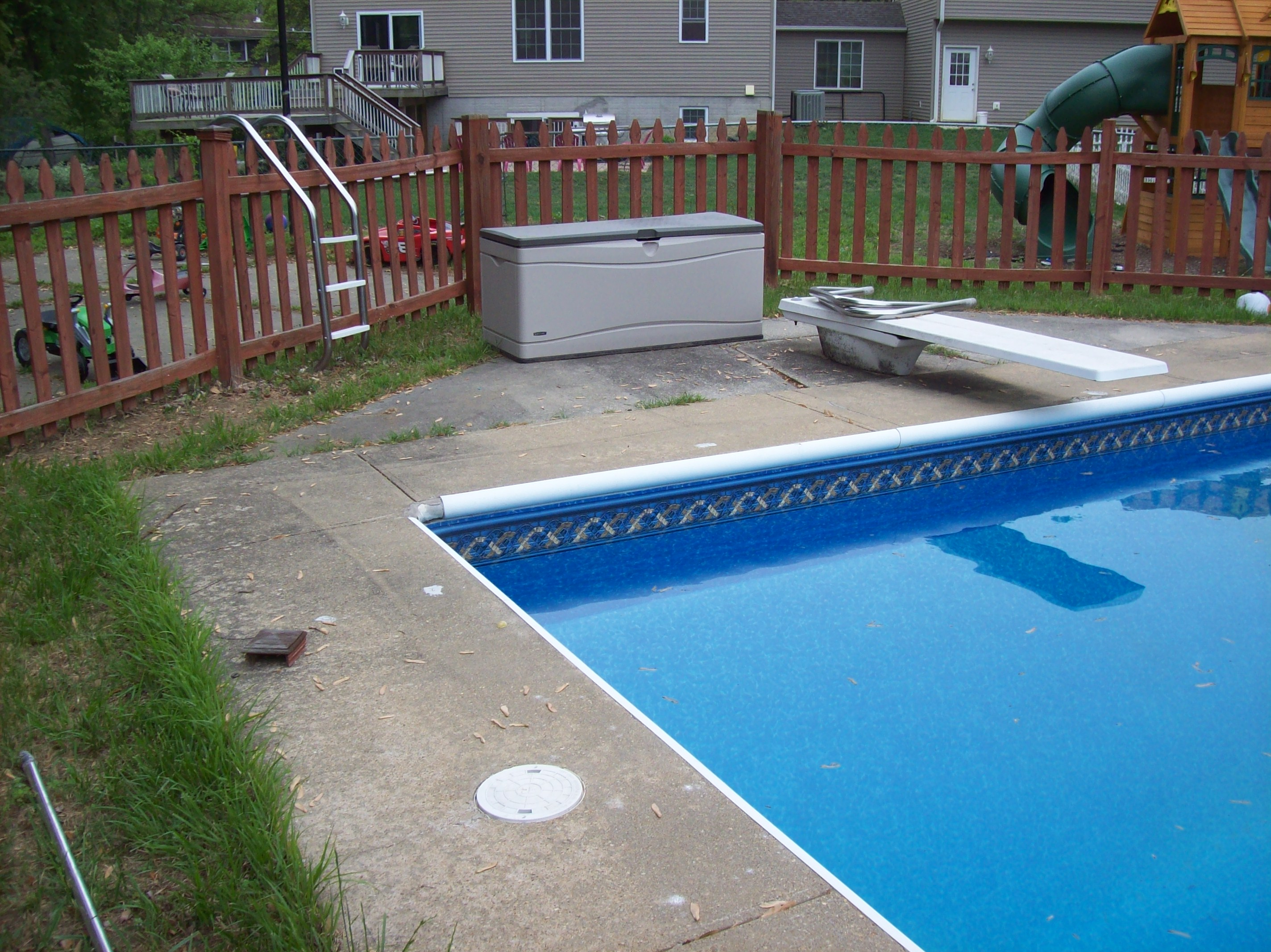 annapolis pool deck resurface - maryland curbscape