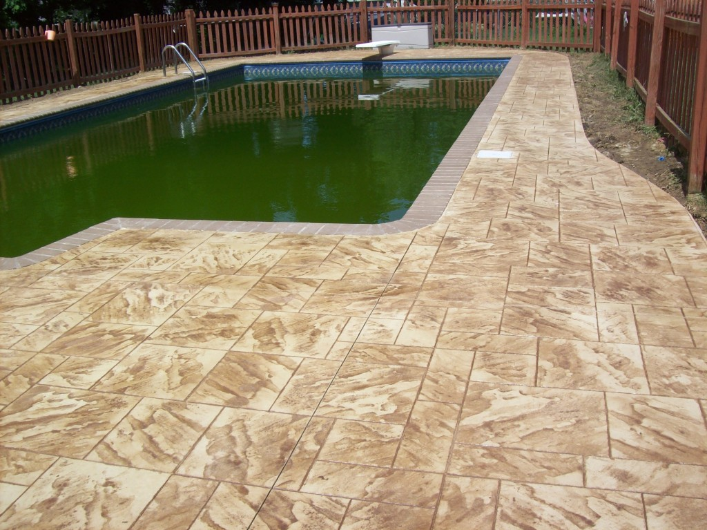 Annapolis Pool Deck Resurface AFTER