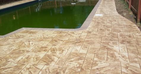 Annapolis Pool Deck Resurface