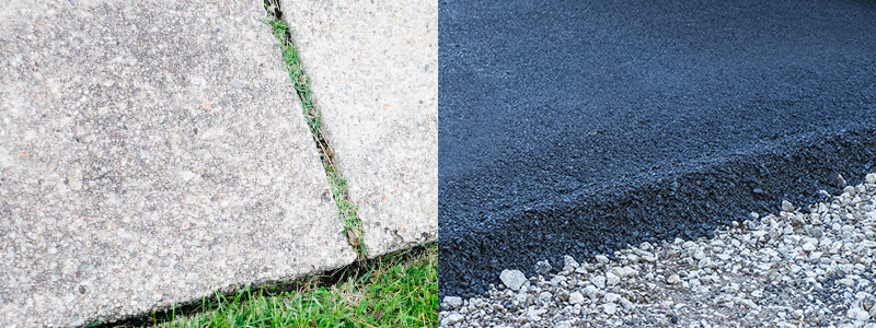 Concrete Vs Asphalt for Your Driveway