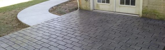 Creating Cobblestone in Severna Park, Maryland