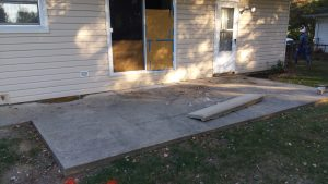 quality concrete work