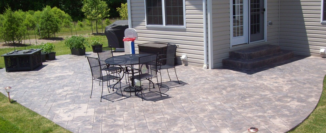 Anne Arundel County Back Patio