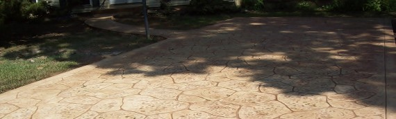 Cape St. Claire Driveway Replacement