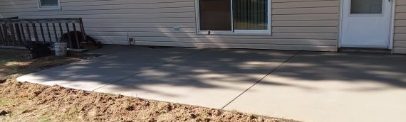 Quality Concrete Work Keeps Homeowners Coming Back